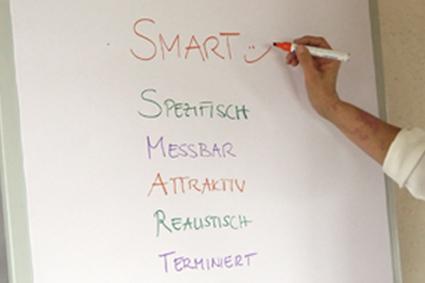 <br/>smart agieren